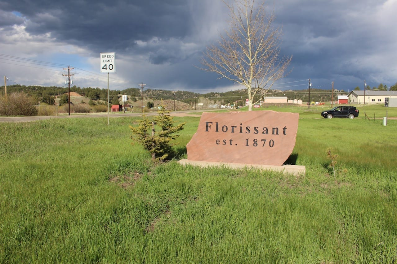 Pikes Peak Coffee >> Florissant, Colorado | Teller County Towns in CO