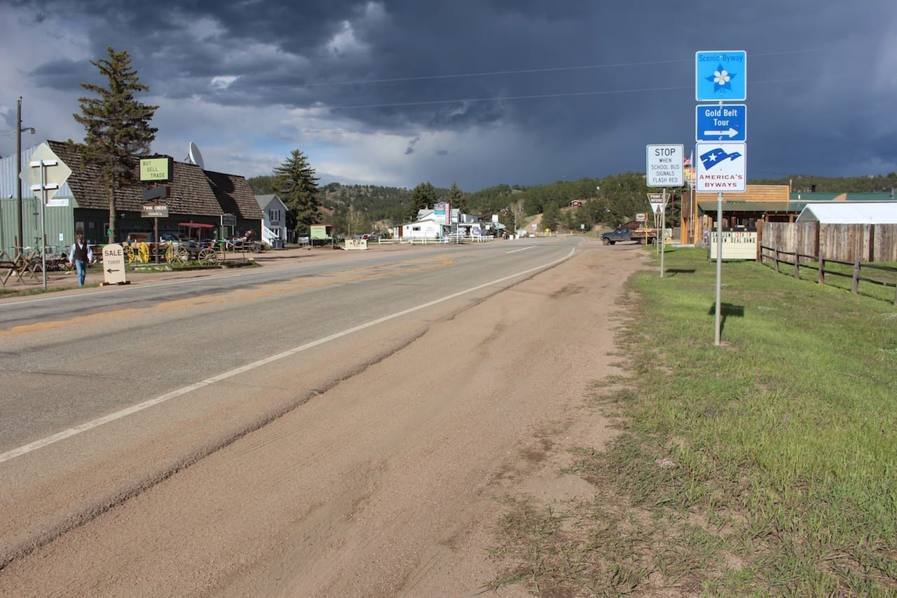Florissant, Colorado | Teller County Towns in CO