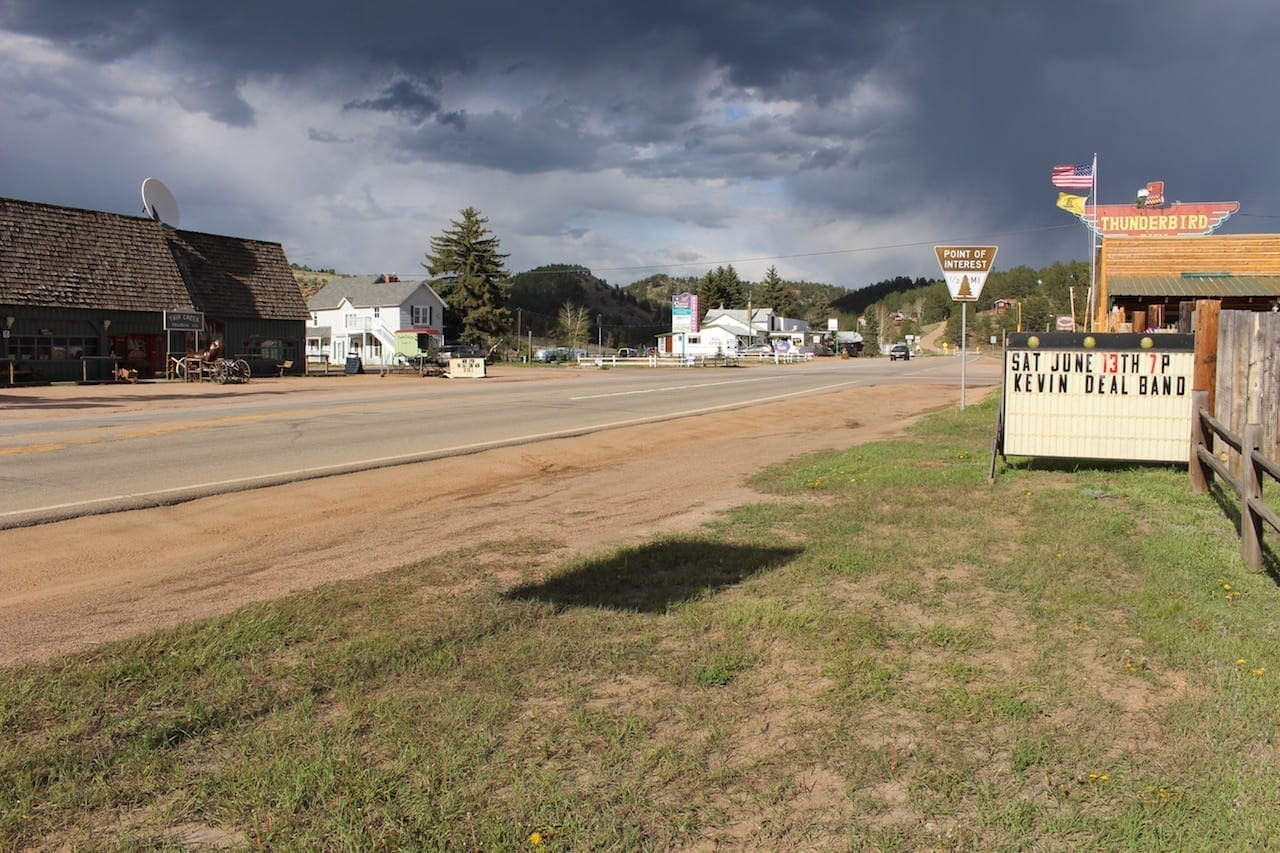 Pikes Peak Coffee >> Florissant, Colorado   Teller County Towns in CO