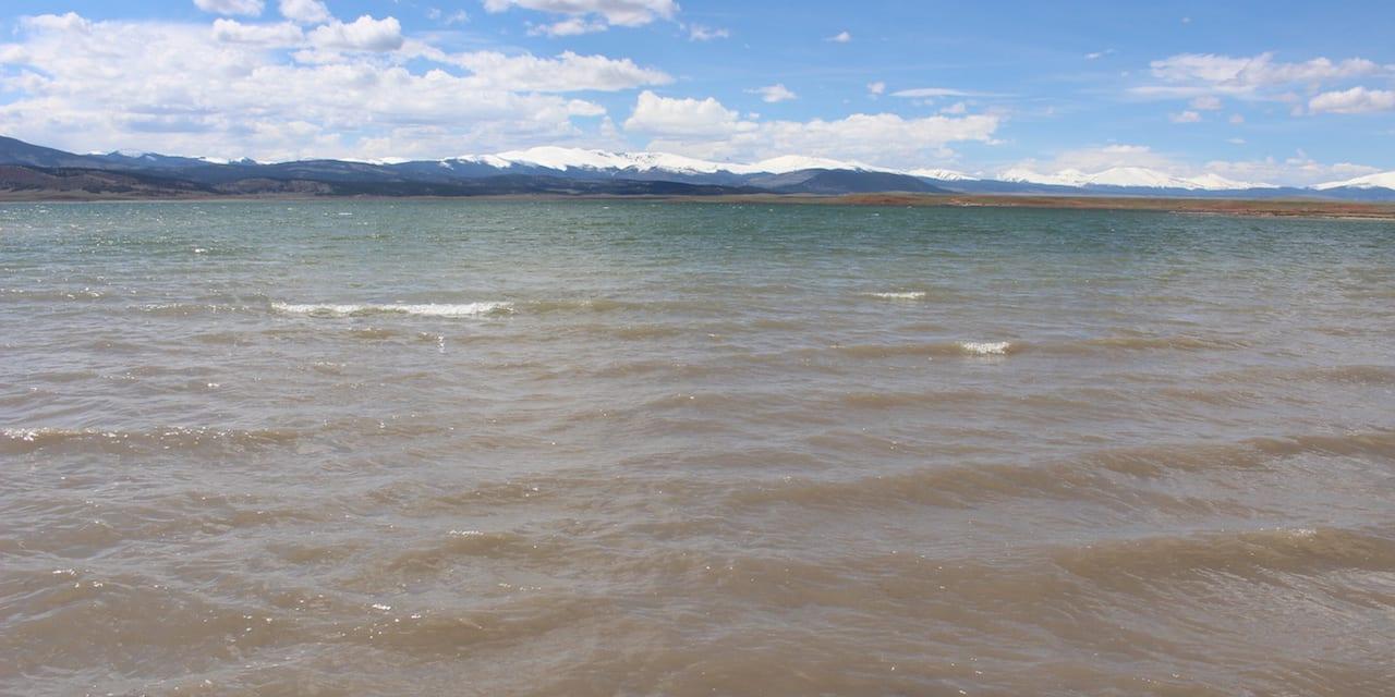 Antero Reservoir Colorado Collegiate Peaks