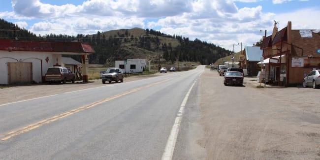 Hartsel Colorado