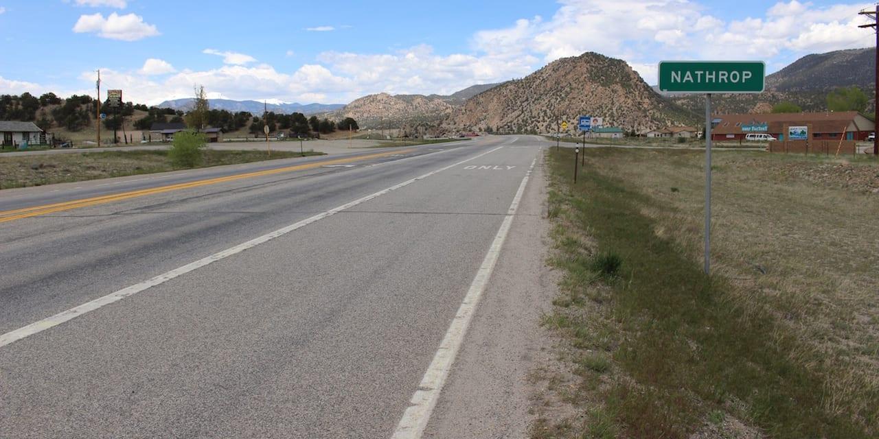 Nathrop Colorado