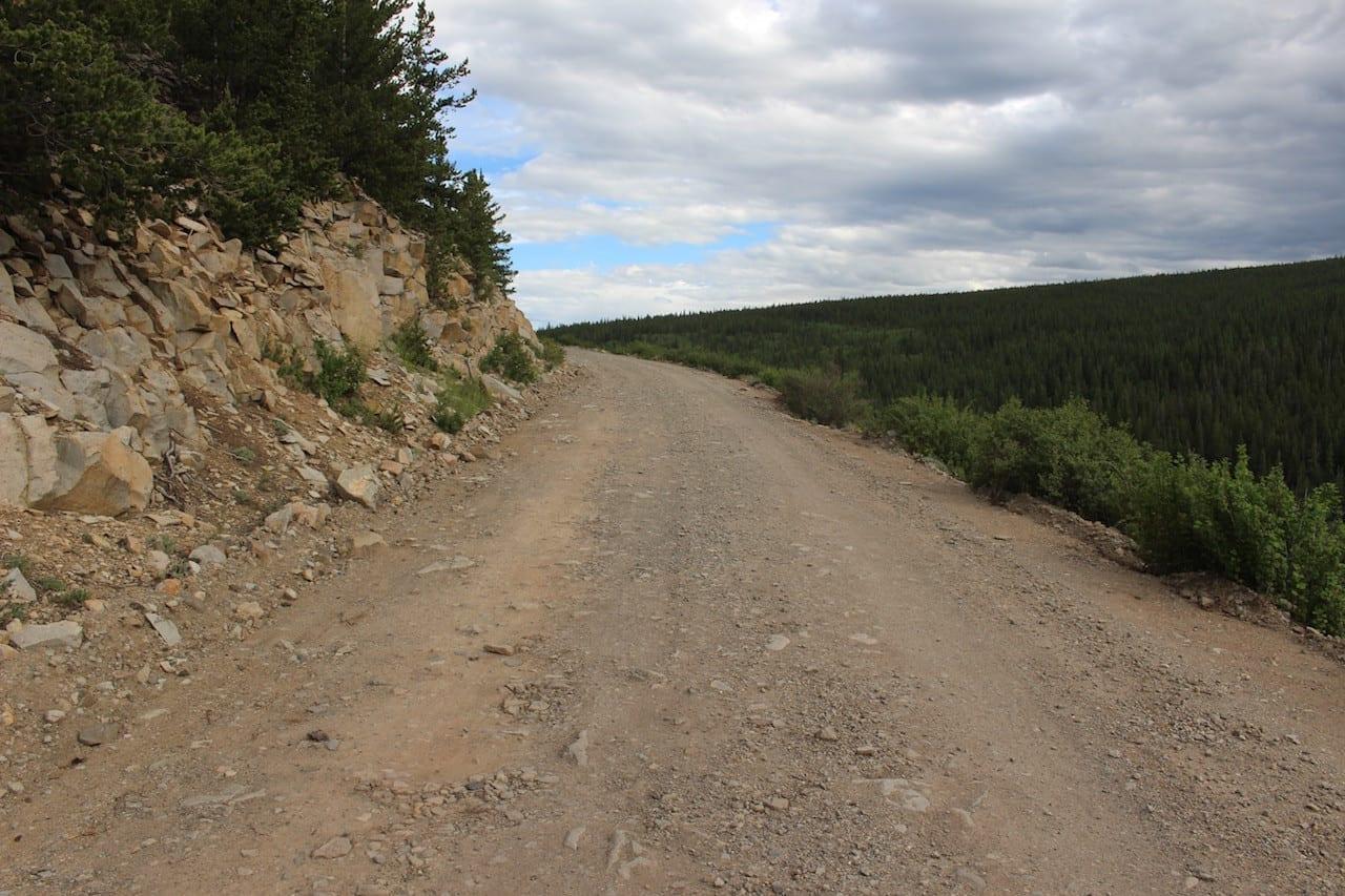 Boreas Pass Scenic Drive Como To Breckenridge Co