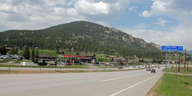 Aspen Park Colorado
