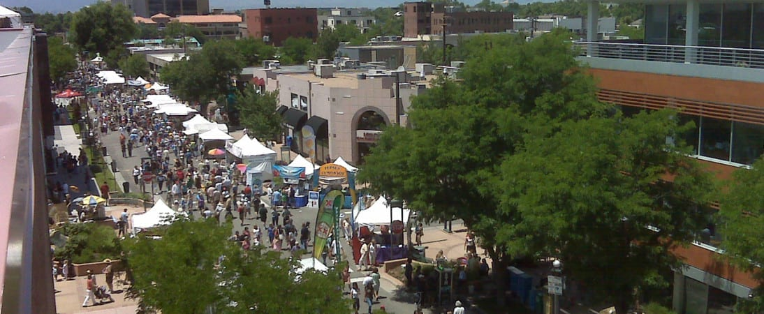Denver's 25th Cherry Creek Arts Festival