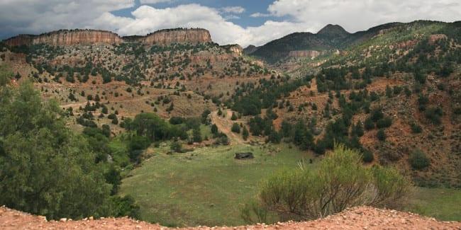 Gold Belt Tour Shelf Road Colorado