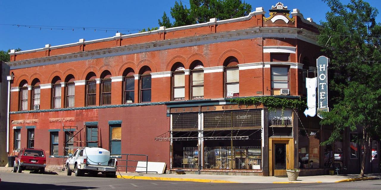 Hotel Florence Colorado
