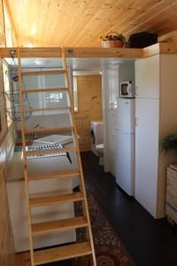 Tiny Diamond Homes Kitchen