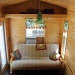 Tiny Diamond Homes Living Room
