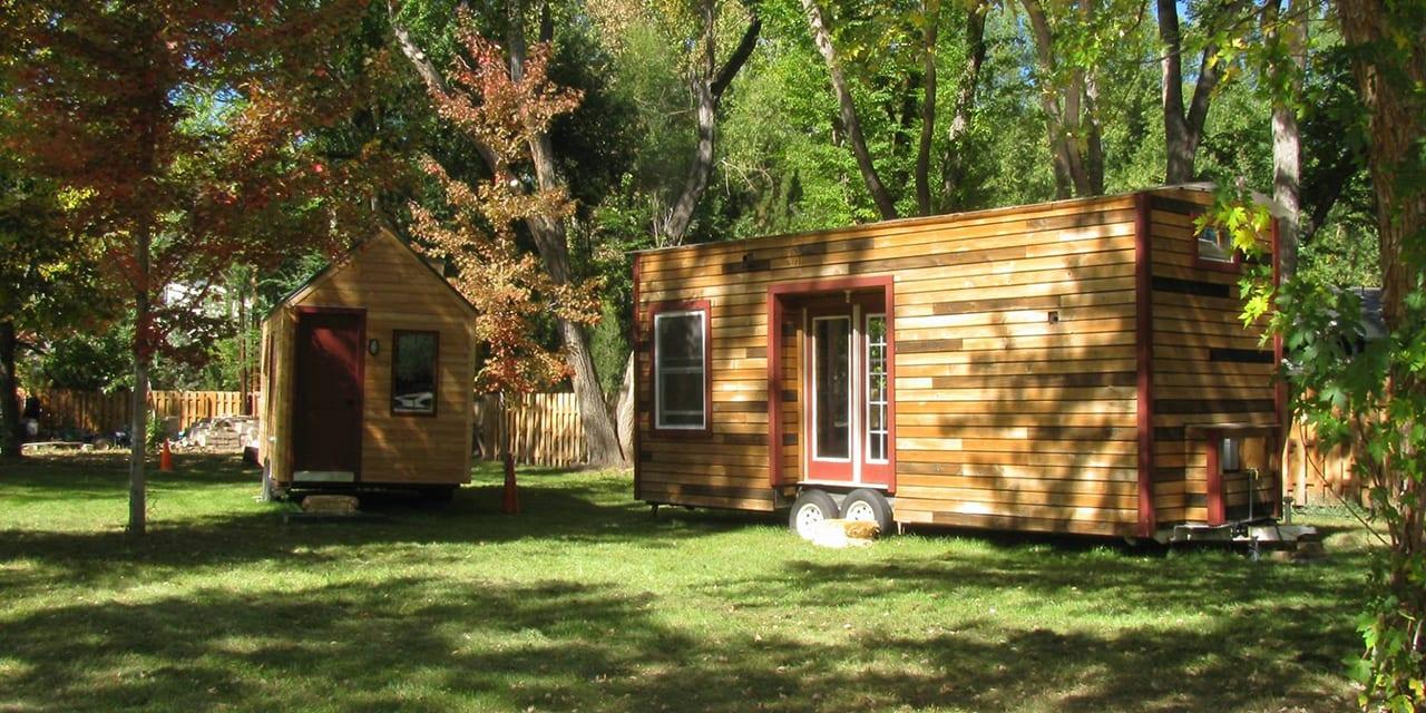 Weecasa Tiny Homes Lyons Colorado