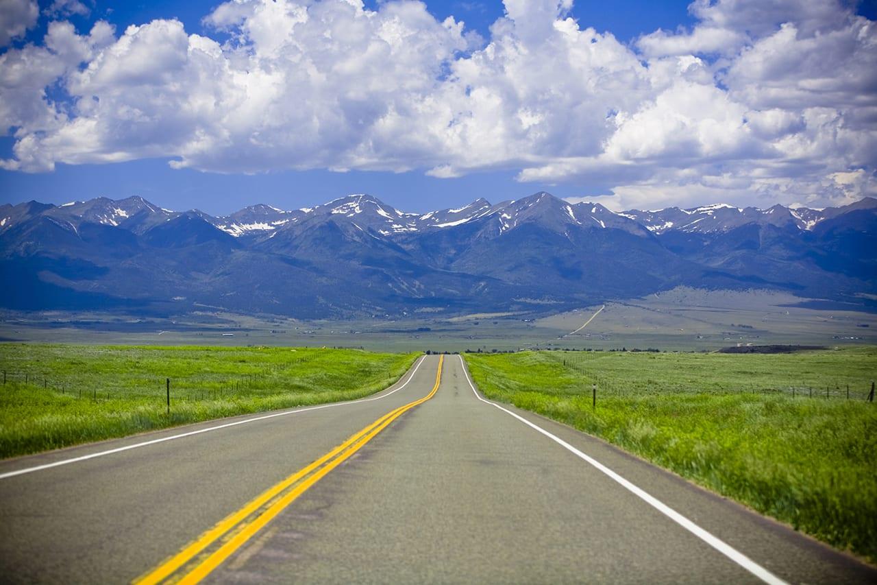 Frontier Pathways Colorado Wet Mountains
