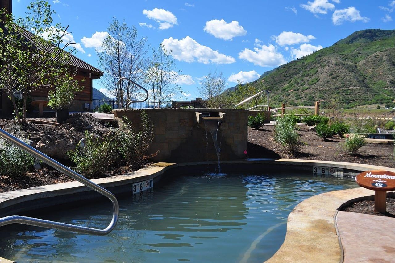 Iron Mountain Hot Springs Glenwood Springs Co Resort