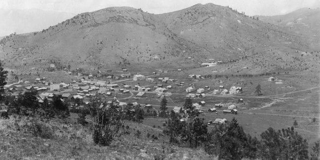 Rosita Colorado Ghost Town