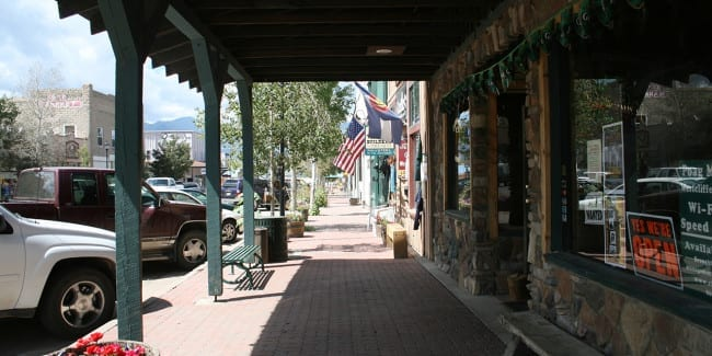 Westcliffe Colorado Downtown