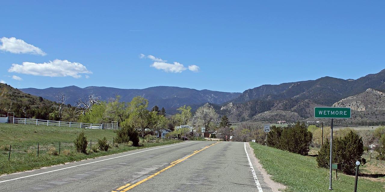 Wetmore Colorado