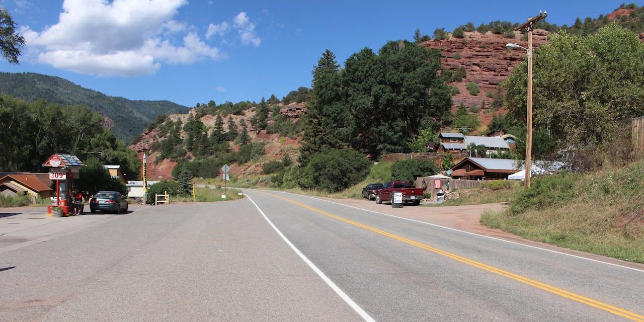 Sawpit Colorado