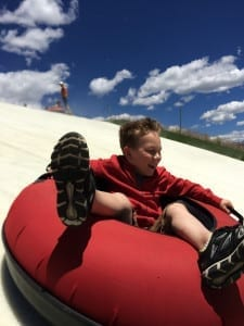 Snow Mountain Ranch Granby Tubing