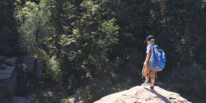 Get Down In The Canyon At Castlewood Canyon State Park