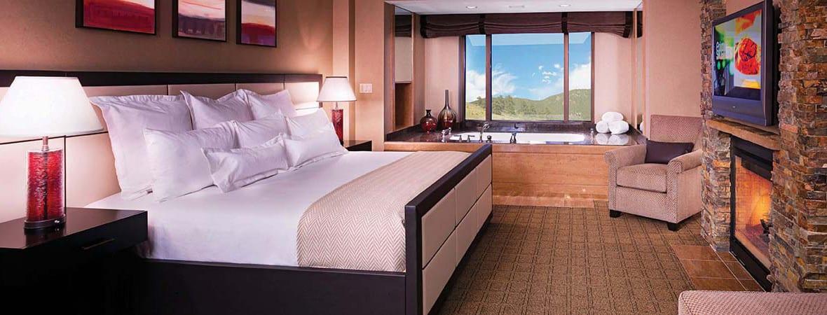 Best Hotels Black Hawk CO Ameristar Casino Room