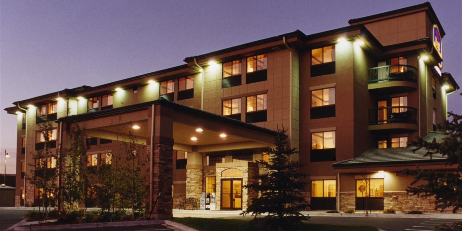 Best Hotels Castle Rock CO Best Western Plus