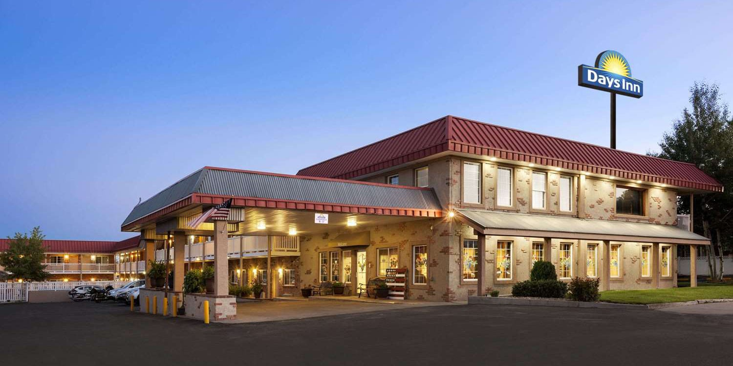 Best Hotels Delta CO Days Inn