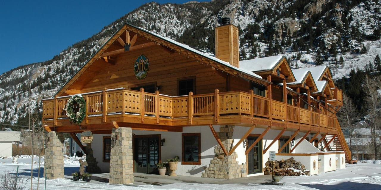 Best Hotels Georgetown CO Hotel Chamonix