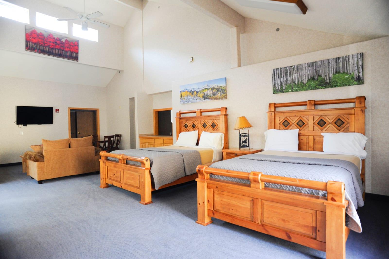Best Hotels Idaho Springs CO Argo Inn Suites Room