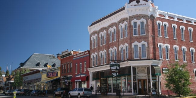 Best Hotels Leadville Historic Delaware Hotel CO