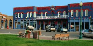 Best Hotels Meeker CO Meeker Hotel and Cafe