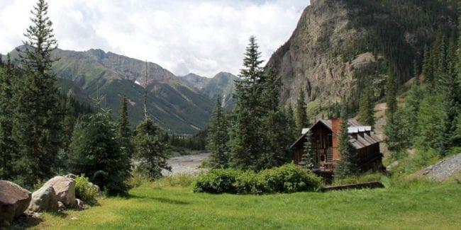 Best Hotels Silverton CO Eureka Lodge