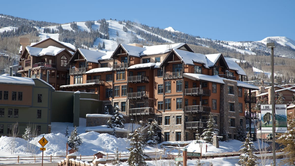 Capitol Peak Lodge Snowmass Village