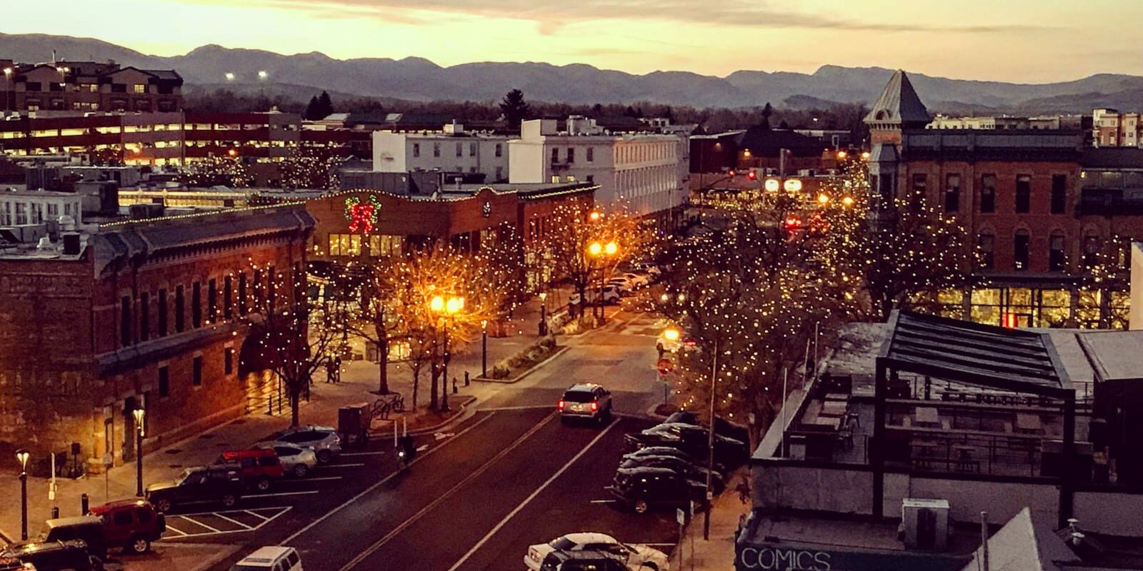 Beat Hotels in Fort Collins Colorado