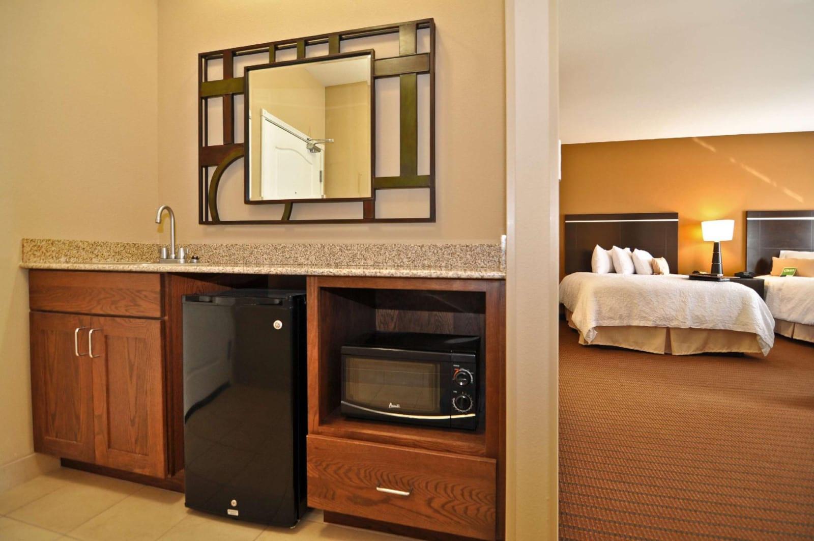 Best Hotels Alamosa CO Hampton Inn Suites Two Queen Studio Suite