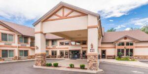 Magnuson Grand Pikes Peak Manitou Springs Best Hotels