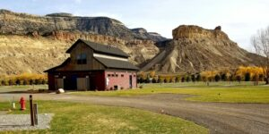 Best Hotels Palisade CO Basecamp RV Resort