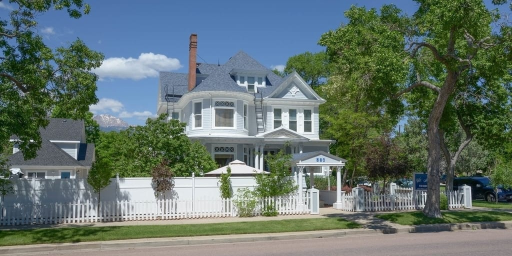 Saint Mary's Inn Bed and Breakfast Colorado Springs