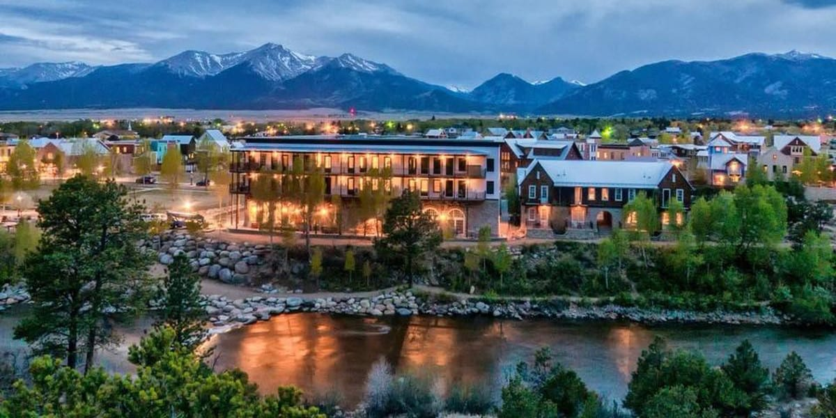 Best Hotels in Buena Vista Surf Chateau Arkansas River