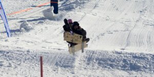 Red Bull's Schlittentag Returns to Keystone