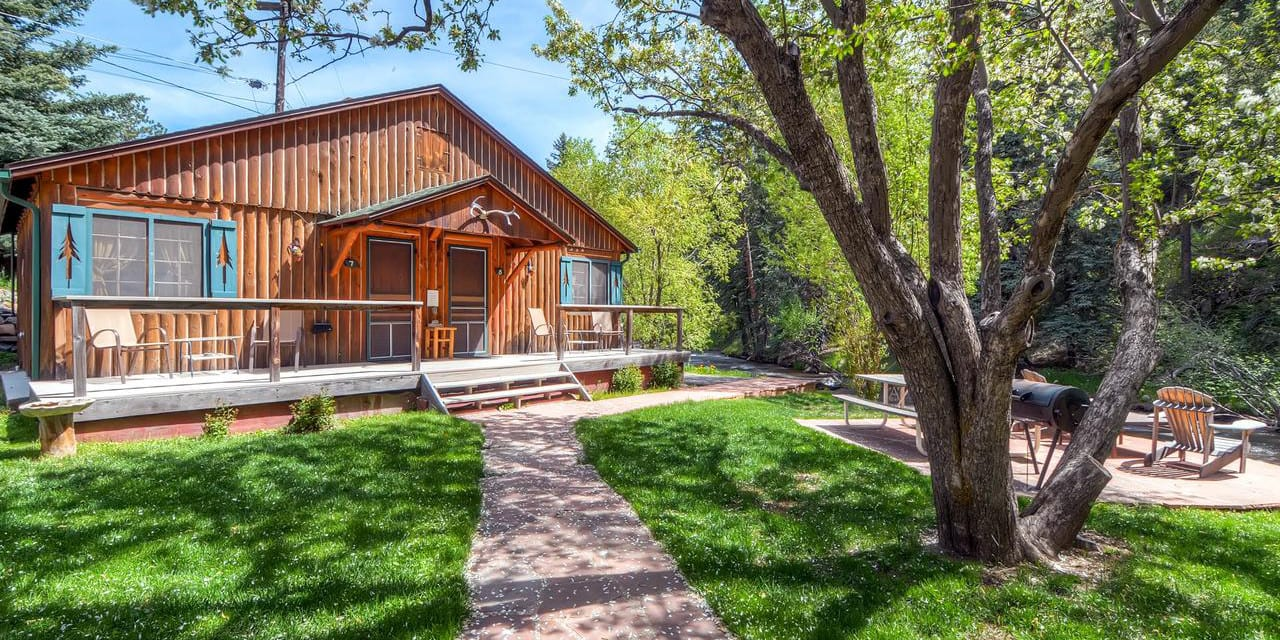 Best Evergreen Hotel Colorado Bear Creek Cabins