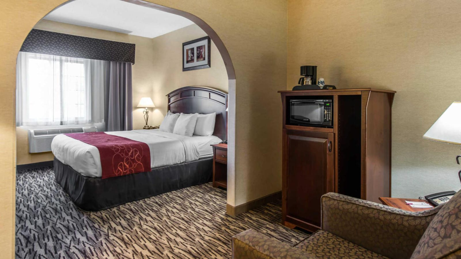 Best Hotel Comfort Suites Golden West Evergreen Parkway
