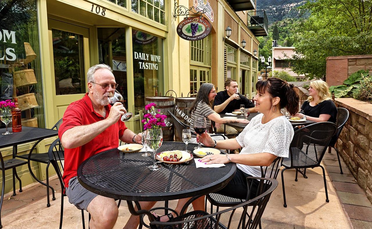 D'Vines Wine Manitou Springs
