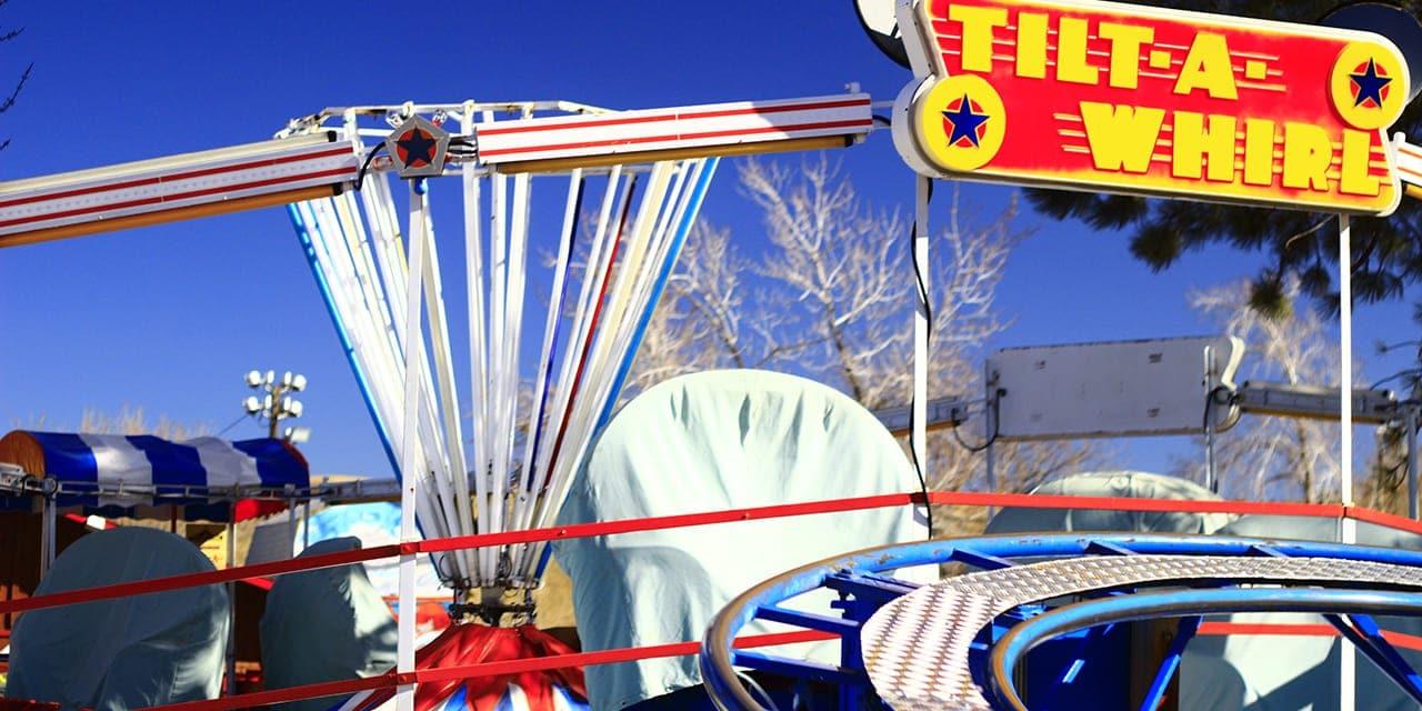 Heritage Amusement Park Golden Colorado