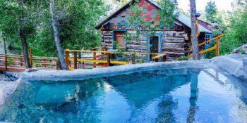 Merrifield Homestead Cabins Hot Springs