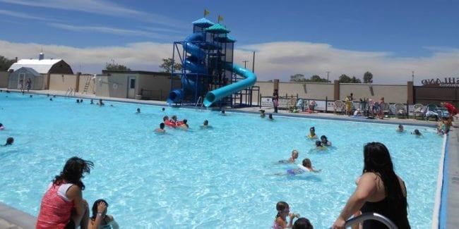 Splashland Hot Springs Alamosa Colorado