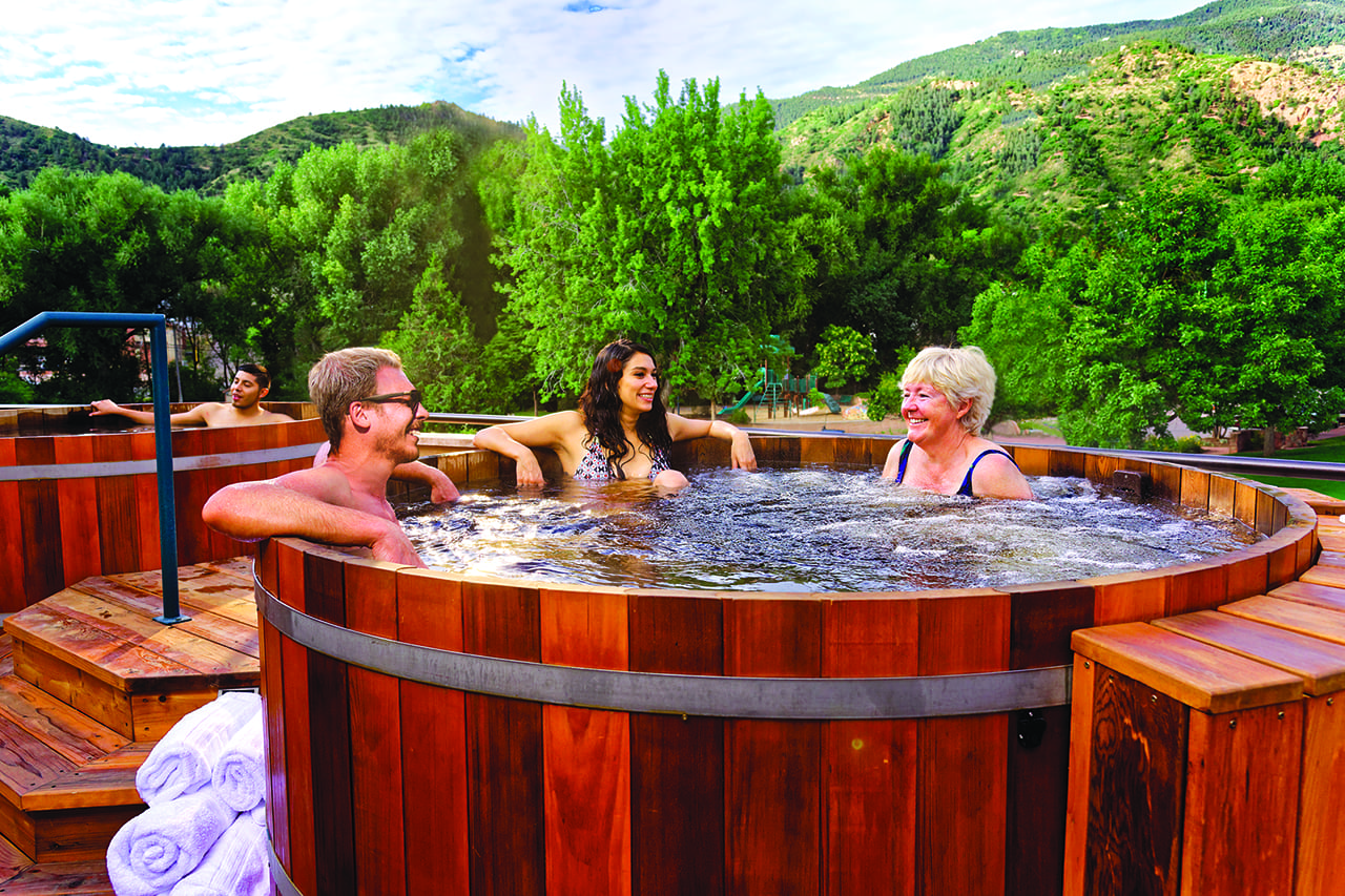 SunWater Spa Hot Springs Manitou Springs