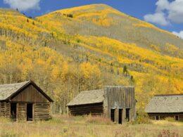 Ashcroft Ghost Town Colorado