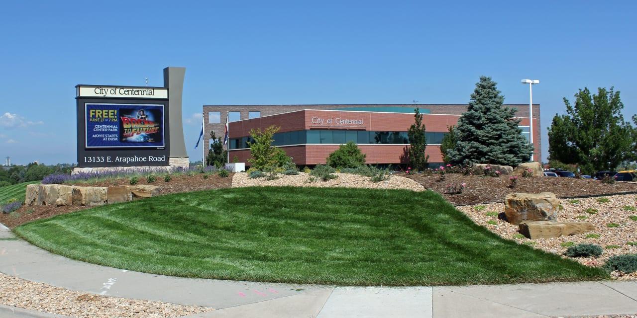 Centennial Civic Center Colorado