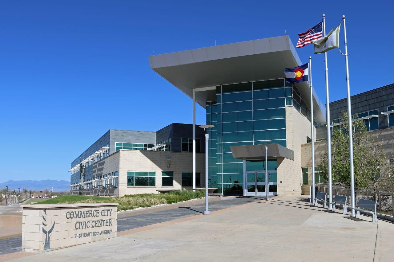 Commerce City Civic Center Colorado