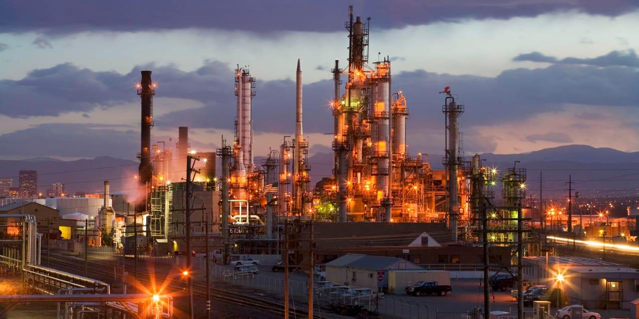 Commercity City Refinery Colorado