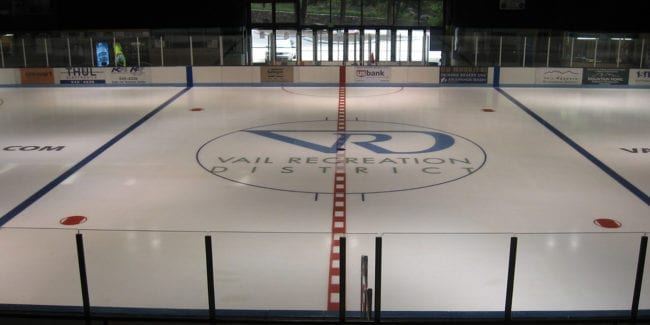 Dobson Ice Arena Vail Colorado